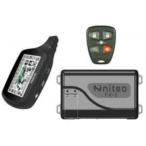 Niteo FX-3 LCD v2 Автосигнализация