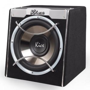 Kicx ICQ-301BXA  Активный корпусной сабвуфер