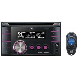 JVC KW-XR817EE Автомагнитола 2-DIN