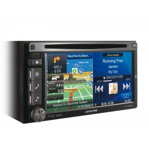 Alpine INE-W920R Мультимедиа c GPS