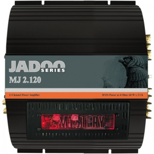 Mystery MJ-2.120 Двухканальный усилитель