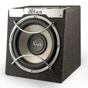 Kicx ICQ-300BA Активный корпусной сабвуфер