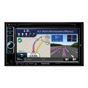 Kenwood DNX5210BT Мультимедиа c GPS
