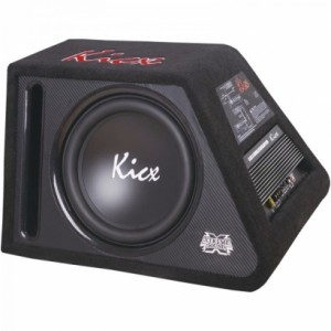 Kicx EX 12BA Активный корпусной сабвуфер