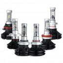светодиодные автомобильные лампы LED стандарт H1/H3/H7/H11/H27/HB3/HB4